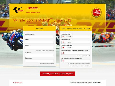 Screenshot: DHL & MotoGP™