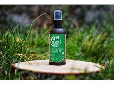Osvěžovač vzduchu - BIO Eukalyptus (100 ml)