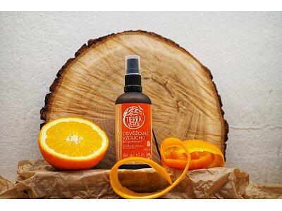 Osvěžovač vzduchu - BIO pomeranč (100 ml)