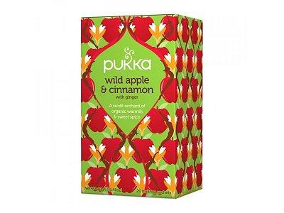 Pukka ajuverdský čaj, Jablko se skořicí, 20 sáčků