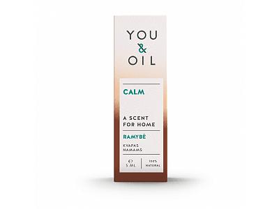 Vůně do bytu - Klid (5 ml) You & Oil