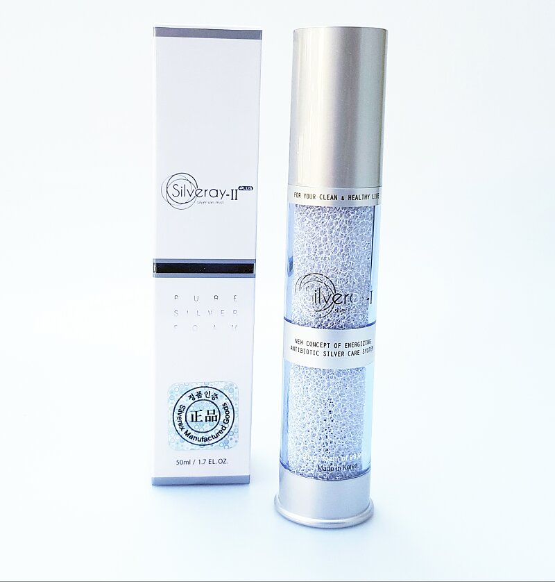 Silverex spray -  koloidní stříbro