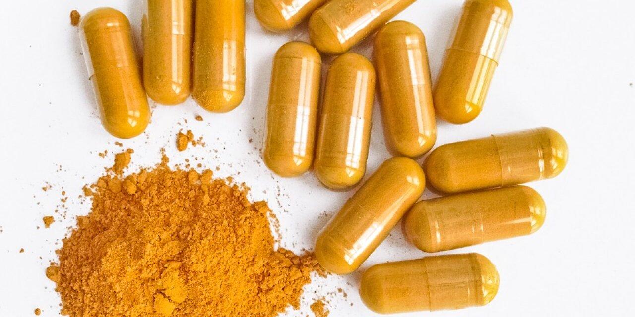 Kurkumin + piperin: nový způsob prevence a léčby?