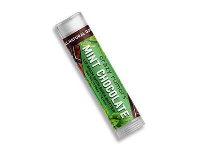 Přírodní balzám na rty Crazy Rumors - Mint Chocolate 4g