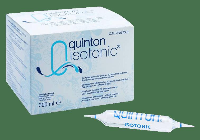 Quinton Isotonic mořská plazma - 30 ampulí