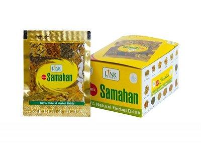 Samahan, 25 sáčků