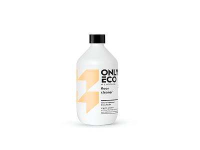 Čistič na podlahy s olejem z citronové kůry (500 ml) Only Eco