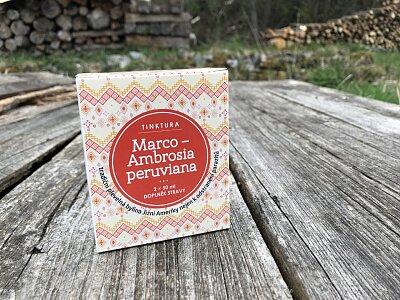 Marco - bylinná tinktura 2x50ml