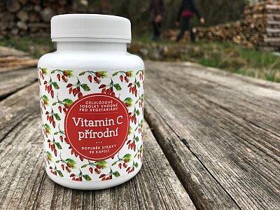 Přírodní vitamín C 150g