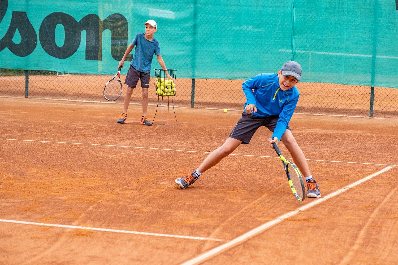 Tenis s úsměvem