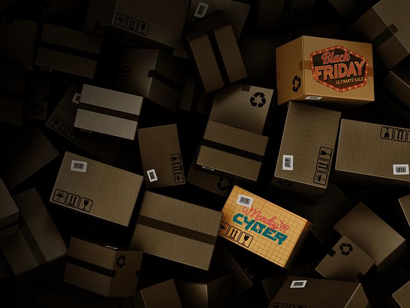 Black Friday a Cyber Monday se blíží. Využijte nákupní šílenství naplno!