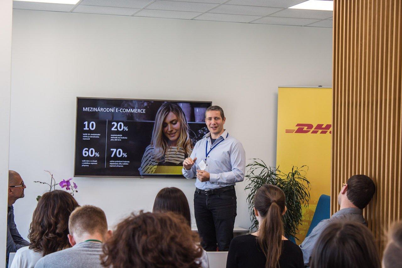 Jakub Tomšovský: Mezinárodní e-commerce 21. století