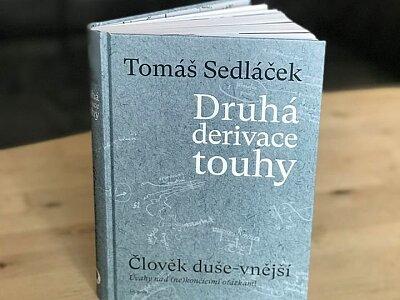 Druhá derivace touhy byla nominována na cenu Magnesia Litera za publicistiku