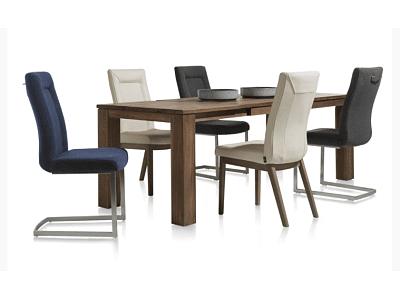 Duramel - masivní dubový rozkládací jídelní stůl