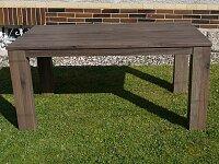 Kvalitní masivní dubový stůl 140x90 cm