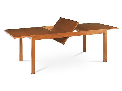 Jídelní rozkládací stůl, 180+58x95x75 cm