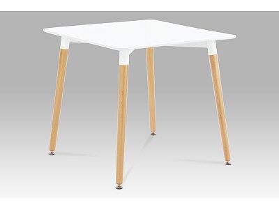 Jídelní stůl z masivního bukového dřeva