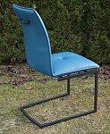 Designová židle v moderním provedení