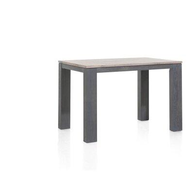 Rozkládací jídelní barový stůl - dub 140x90 cm