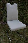 Kvalitní moderní jídelní židle s praktickým madlem