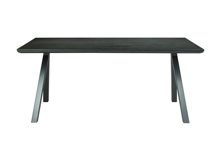 Dino - masivní nerozkládací dubový stůl