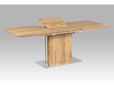 Rozkládací jídelní stůl - dekor dub