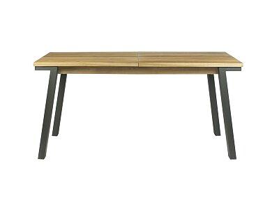 York - masivní rozkládací jídelní dubový stůl