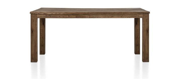 Batamba - masivní nerozkládací dubový stůl