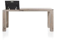 Nejlepší masivní rozkládací jídelní stůl v šedém odstínu