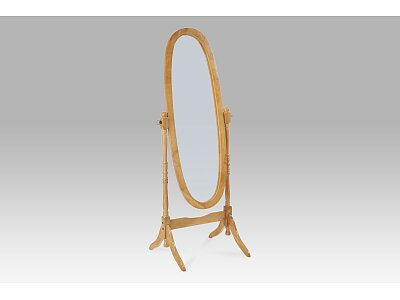 Zrcadlo, MDF, dekor dub