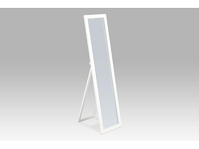 Zrcadlo v.150 cm, bílá