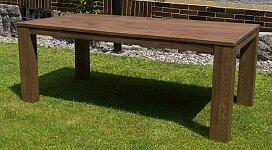 Kvalitní masivní dubový stůl 220x100 cm