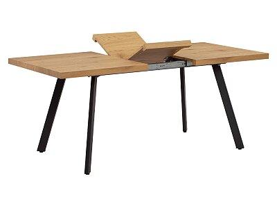Jídelní stůl 140+40x85x76 cm