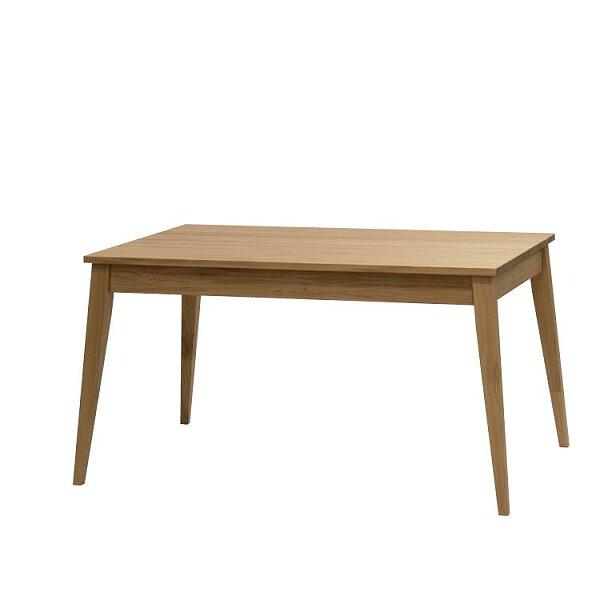Stůl DM 018 CAPO dub masiv