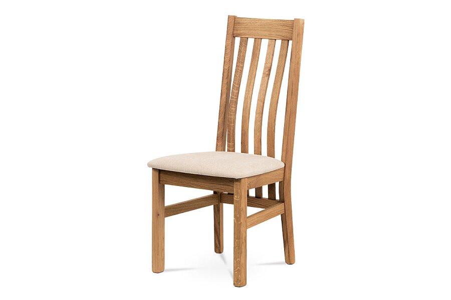 Jídelní židle, BEZ SEDÁKU, masiv dub