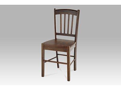 Jídelní židle celodřevěná, ořech