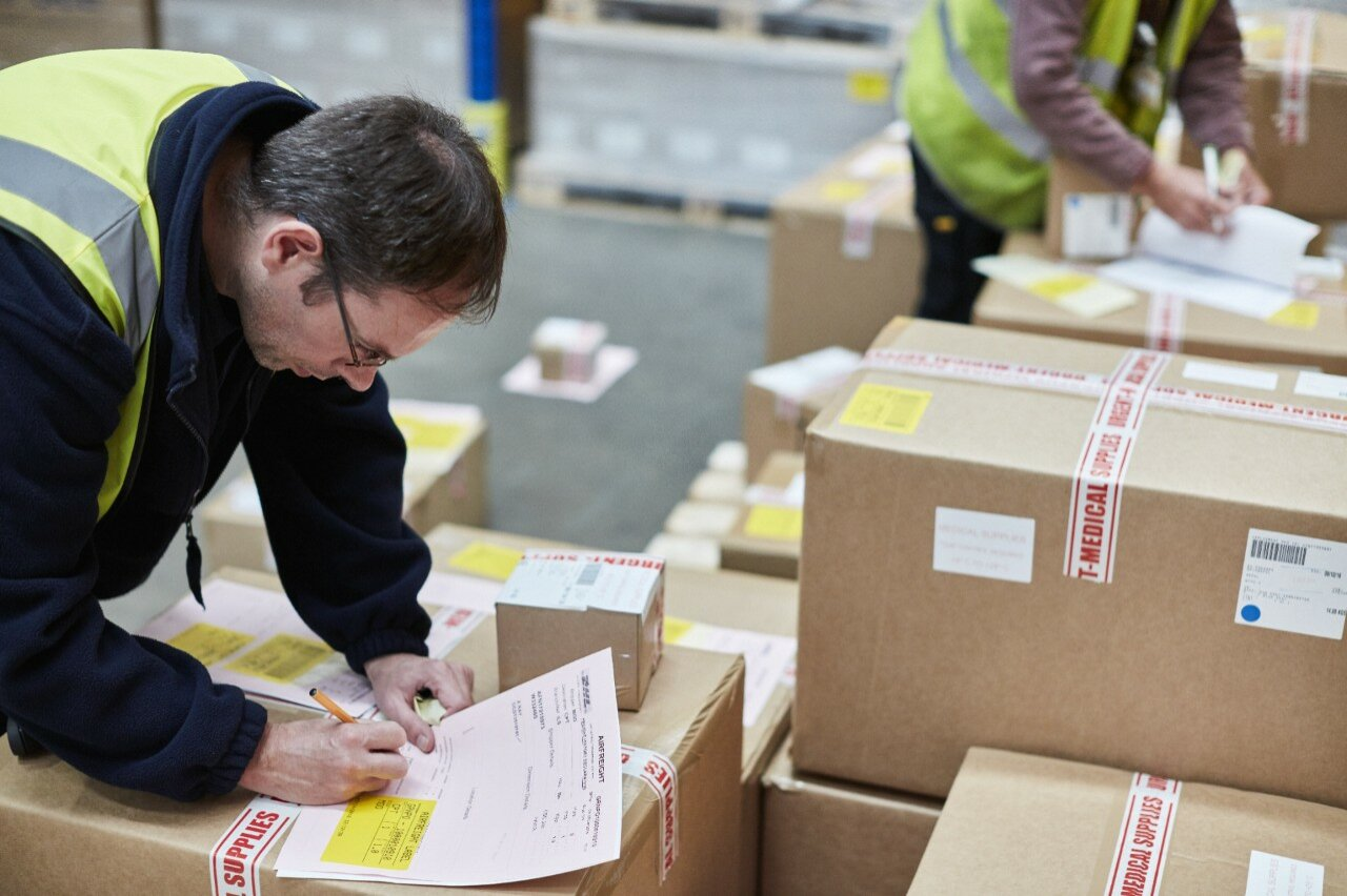 DHL Express - we will clear you